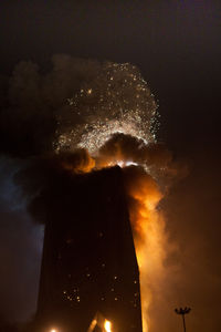 Flickr Photo Download: Fire in CCTV building- Incroyable incendie à Pékin