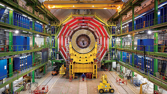 Flickr Photo Download: Large Hadron Collider