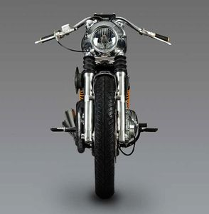 Beautiful Conversion Kit Transforms Harley-Davidson Sportster to Café Racer : Discovery Channel