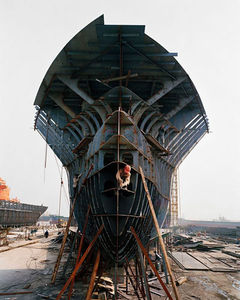 Edward Burtynsky China - Shipyards Large Page 8