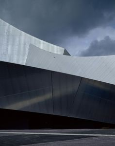 Daniel Libeskind   Architects   Photography   Hélène Binet