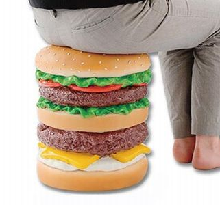 14-hamburger-stool.jpg 450×420 pixels