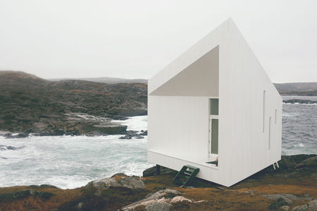 Mysteries of Fogo Island on Behance