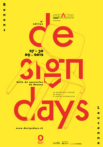 DESIGN DAYS 2012 on Behance