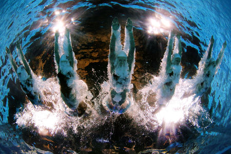 FINA World Aquatics Championships - The Big Picture - Boston.com