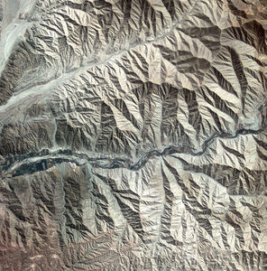 Space in Images - 2013 - 07 - Peruvian landscape