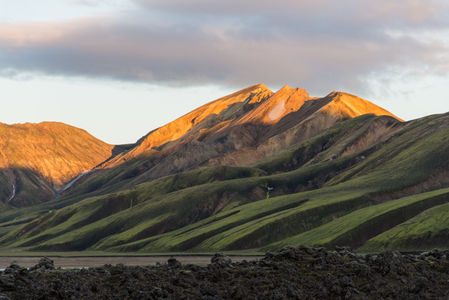 COLORFUL MOUNTAINS, Iceland on Behance