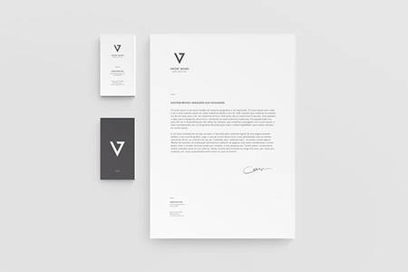 Branding / Identity Mock-up II on Behance
