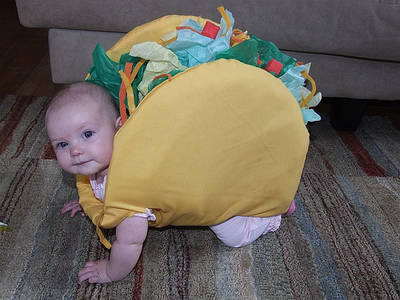 Babies Who Can't Possibly Understand Their Halloween Costumes | Happy Place