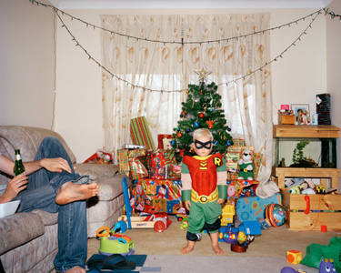 A Summertime Christmas Down Under: Trent Parke's Family Photo Album - LightBox