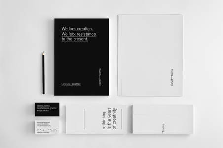 Personal identity and website on Behance