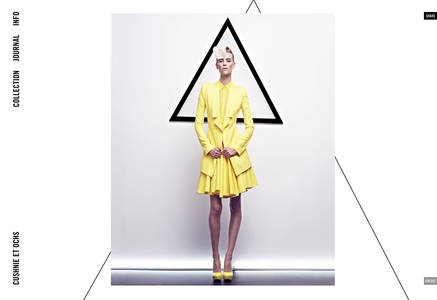 Cushnie et Ochs | Interactive Projects | Hugo