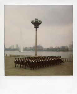 Flickr Photo Download: Army on Polaroid DPRK ??
