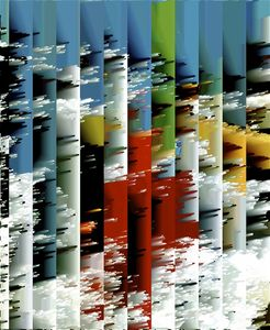 Flickr Photo Download: Hija Luisa glitched scan