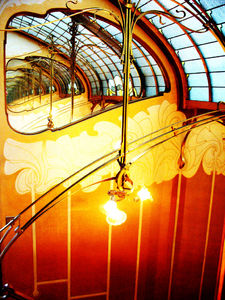 Flickr Photo Download: victor horta museum