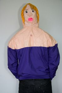 A-Trak : Fat-free since 1982!  » Blog Archive   » A windbreaker made out of an inflatable doll!
