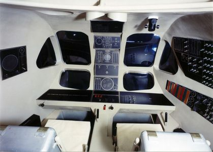 Flickr Photo Download: Convair LEM cockpit full scale mockup 1962