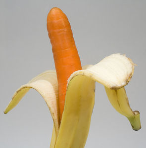 Banarrot : Genetically modified banana on Flickr - Photo Sharing!