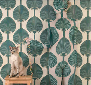 Apartment Therapy New York | Emma Hack's Wallpaper Collection