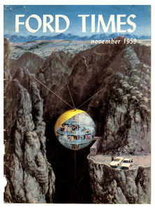 Flickr Photo Download: Ford Times cover, Nov 1959