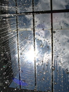 RAIN, Installation, 2005 on the Behance Network
