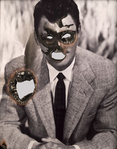Flickr Photo Download: Self-Portrait of You + Me, (Jack Palance), 2006 Smoke and mirror