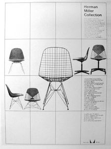 Flickr Photo Download: Herman Miller ad