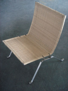Flickr Photo Download: PK22 Wicker Chair