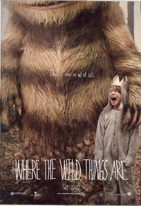 First Where the Wild Things Are Poster [PIC]