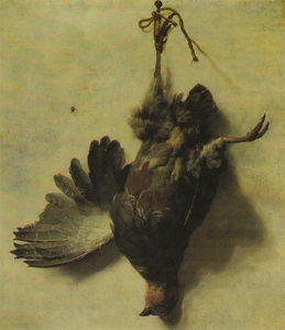 Flickr Photo Download: Dead Partridge, Jan Baptiste Weenix, c. 1621
