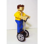 Flickr Photo Download: Segway 1