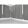 Daniel Buren: French conceptualist responsible for that infamous  modern sculpture in the courtyard of the Palais Royal  | The Imagist