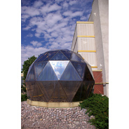 Flickr Photo Download: Geodesic Dome