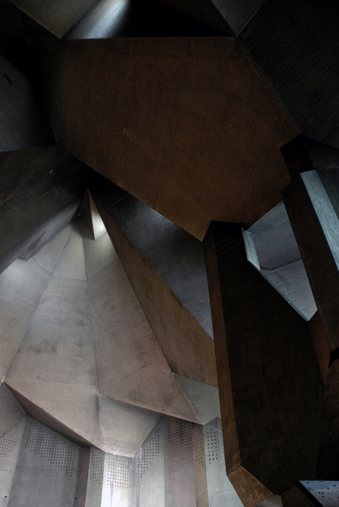 Flickr Photo Download: gottfried böhm, pilgrimage church, neviges 1963-1972