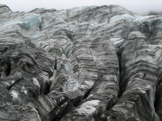 Flickr Photo Download: Glacier textures