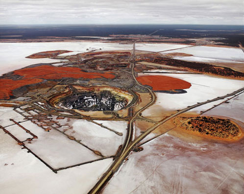 Contemporary Art London New York Edward Burtynsky Australian Minescapes Large Page 7