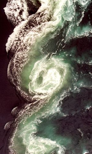 Flickr Photo Download: Water in a Twist: Saltstraumen, Norway