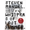 Steven Manuel exhibit poster. on the Behance Network