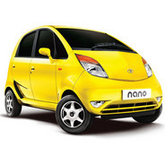 Tata Nano by Tata Motors.. | square. magazine - Modern Contemporary Furniture, Architecture & Design
