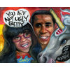 Ugly Betty, Obama, and a Unicorn