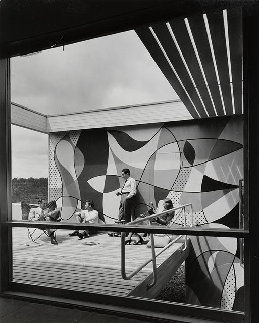 Flickr Photo Download: Rose Seidler House, Wahroonga, Sydney, 1951 / photographed by Marcel Seidler
