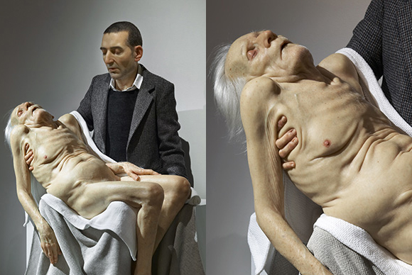 Aussie artist Sam Jinks sculptures | Design You Trust. World's Most Provocative Social Inspiration.