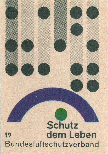 Flickr Photo Download: German matchbox label
