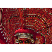 Flickr Photo Download: Theyyam dancer headdress