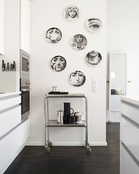 Accessories: Plates as Wall Decor : Remodelista