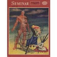 Flickr Photo Download: Seminar Magazine, February 1948 Cover