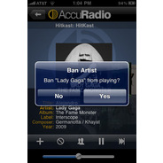 AccuRadio for iPhone, iPod touch, and iPad on the iTunes App Store