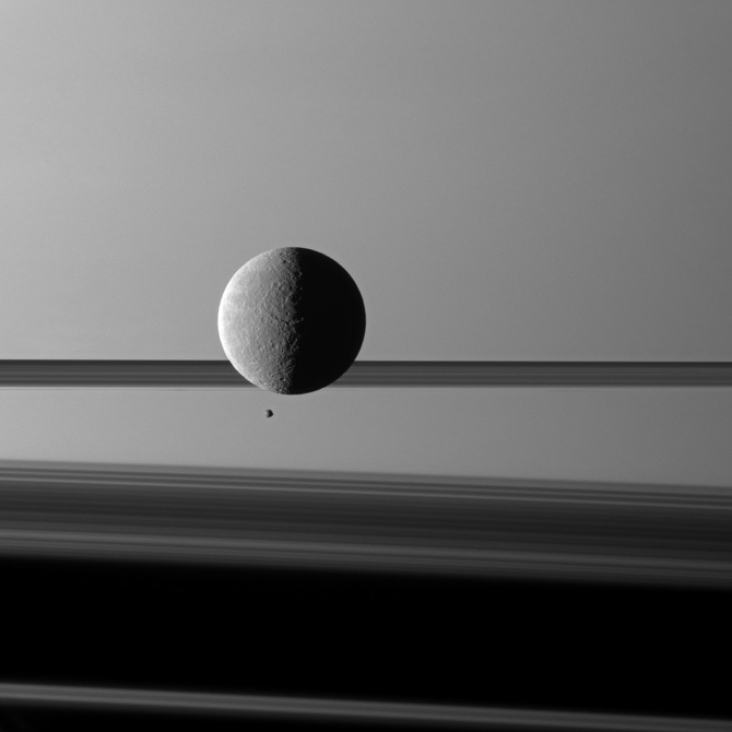 This Summer's Sexiest Images From Saturn  Wired Science  Wired.com