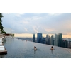 150-Meter Outdoor Infinity Pool // Marina Bay Sands | Yatzer™
