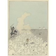 All sizes | 15 Albert Dubout, illus. for L'Ingenieux Hidalgo Don Quichotte de la Manche, 1938 | Flickr - Photo Sharing!